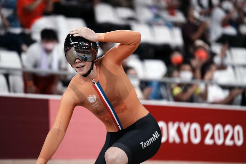 Shanne Braspennincx była w Tokio bezkonkurencyjna /AP/Associated Press/East News /East News