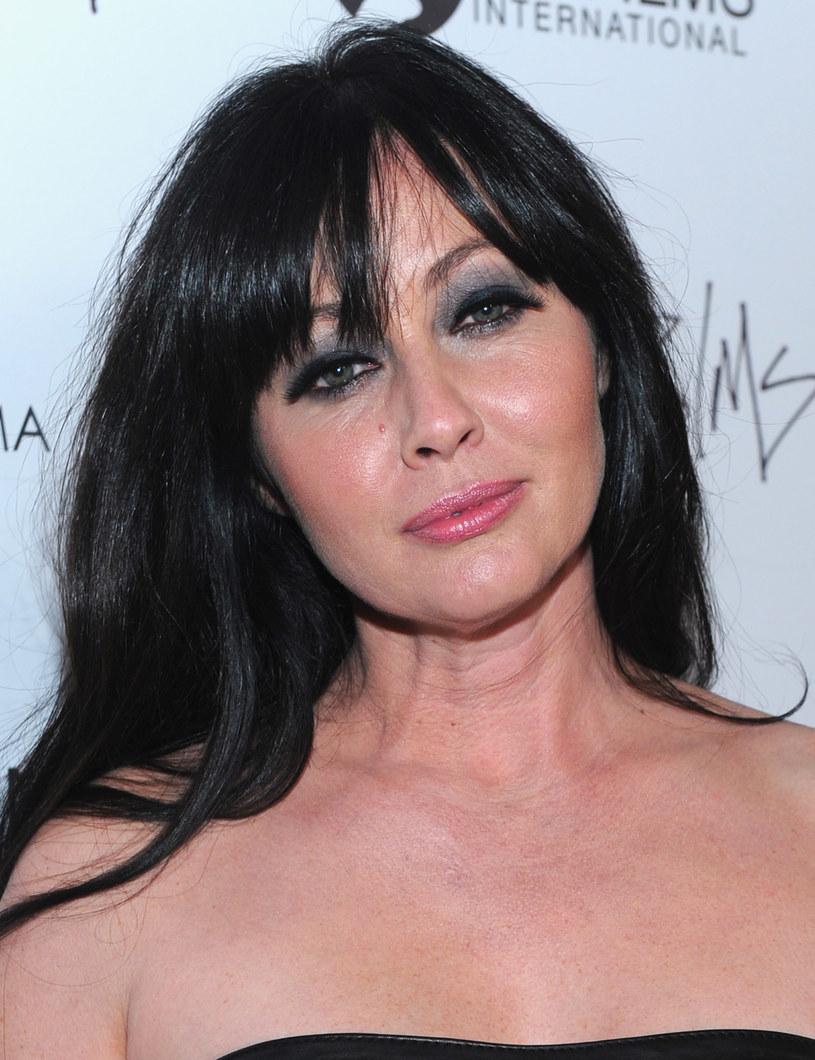 "Shannen Doherty, czyli Brenda z ""Beverly Hills 90210"" /Alberto E. Rodriguez /Getty Images"