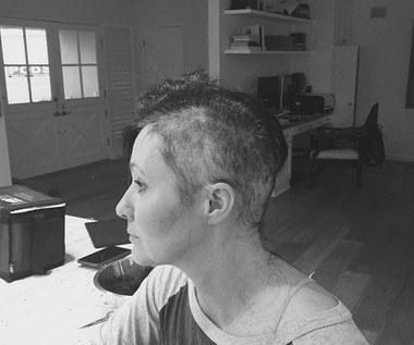 Shannen Doherty ścięła włosy