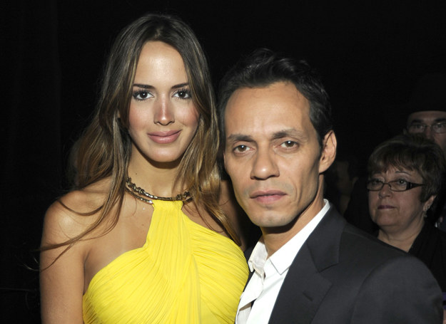 Shannon de Lima i Marc Anthony /Getty Images
