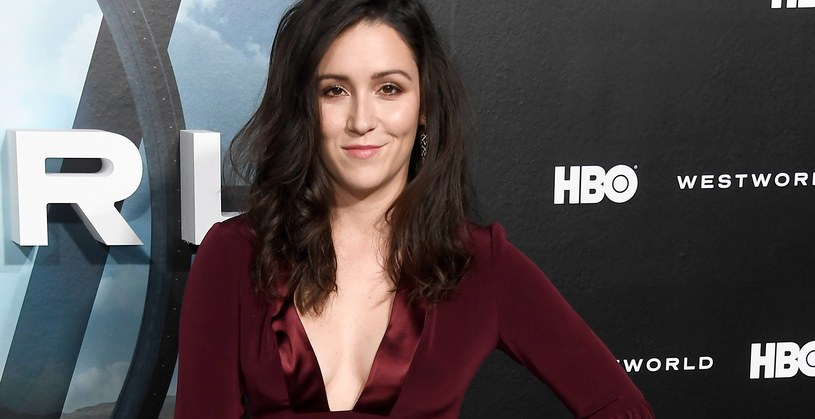 """Shannon Woodward - aktorka, która wystąpiła ostatnio w serialu """"Westworld"""" użyczy swojego wizerunku i głosu w grze The Last of Us II /AFP"""