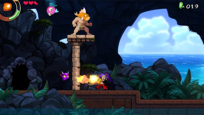 Shantae and the Seven Sirens /materiały prasowe