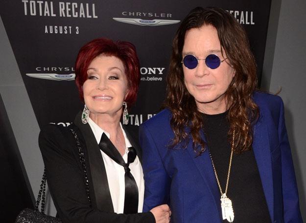 Sharon i Ozzy Osbourne'owie wciąż są małżeństwem fot. Frazer Harrison /Getty Images/Flash Press Media