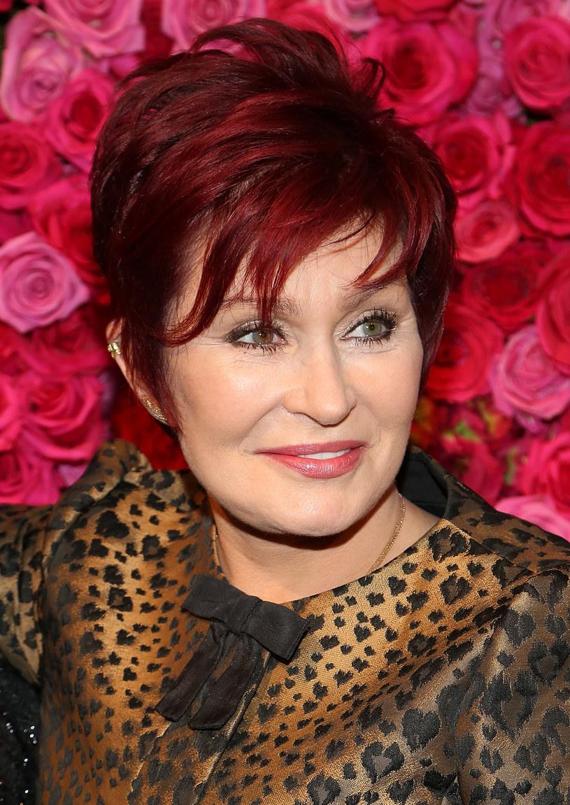 Sharon Osbourne /Getty Images