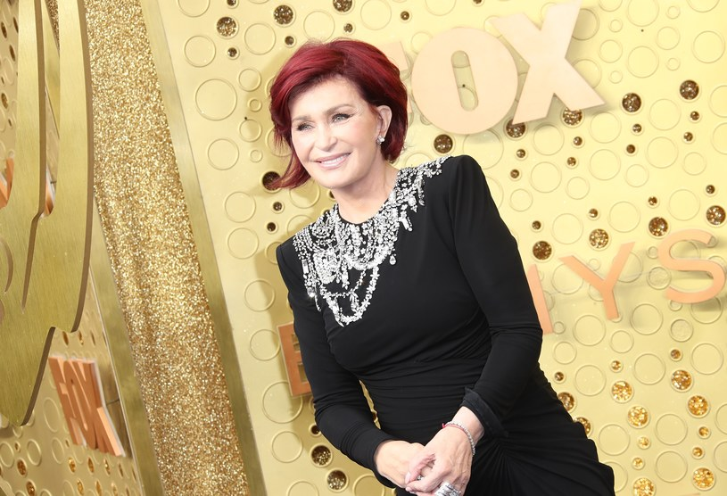 Sharon Osbourne /Getty Images /Getty Images