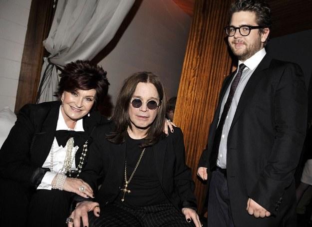 Sharon, Ozzy i Jack Osbourne'owie: Rodzinny interes - fot. Kevin Winter /Getty Images/Flash Press Media