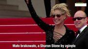 Sharon Stone cudem uniknęła śmierci