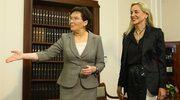 Sharon Stone odwiedziła Sejm