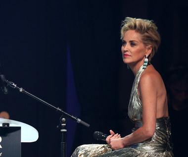 Sharon Stone szczerze o swoim udarze