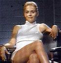"""Sharon Stone w filmie """"Nagi instynkt"""" /INTERIA.PL"""