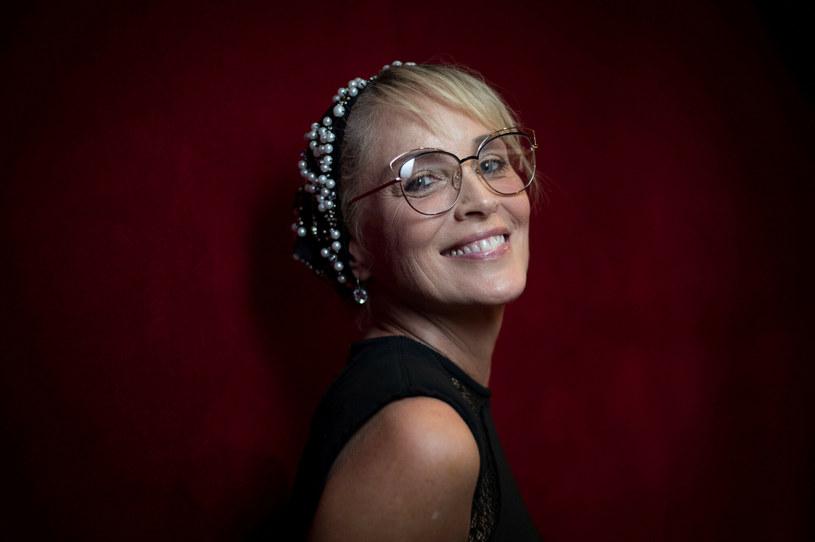 Sharon Stone w młodości była seksbombą, a teraz? Wciąż wygląda świetnie! / AFP PHOTO / Thomas SAMSON /East News