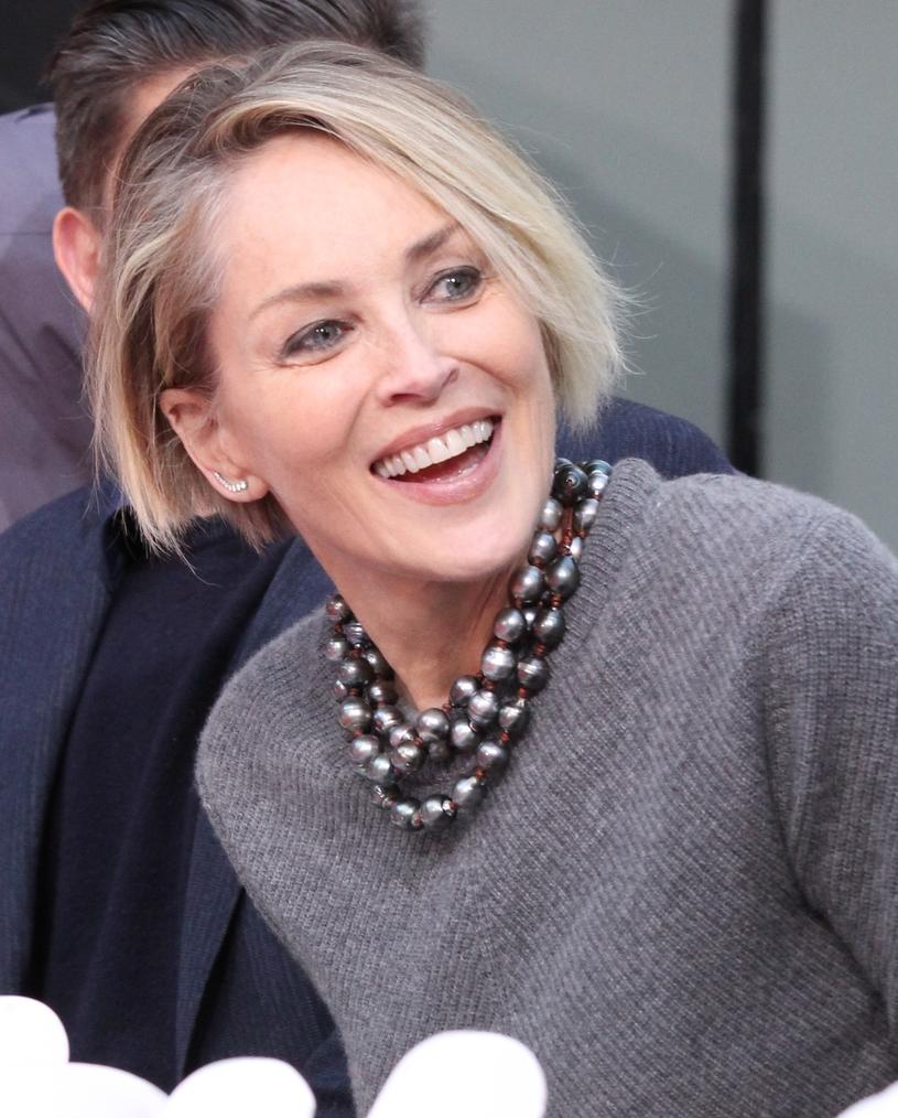 """Sharon Stone w """"Nagim instynkcie"""" /East News"""