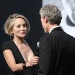 Sharon Stone zachwyca w bikini!