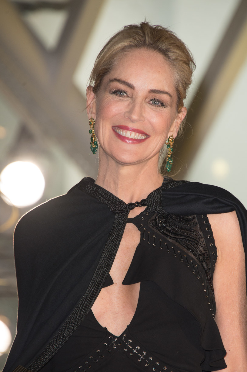Sharon Stone /Dominique Charriau /Getty Images