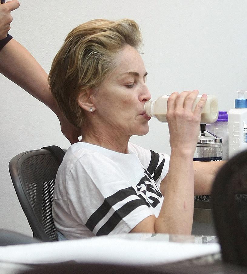 Sharon Stone /Agencja FORUM