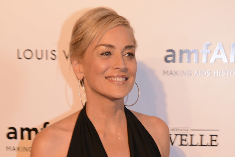 Sharon Stone /Getty Images