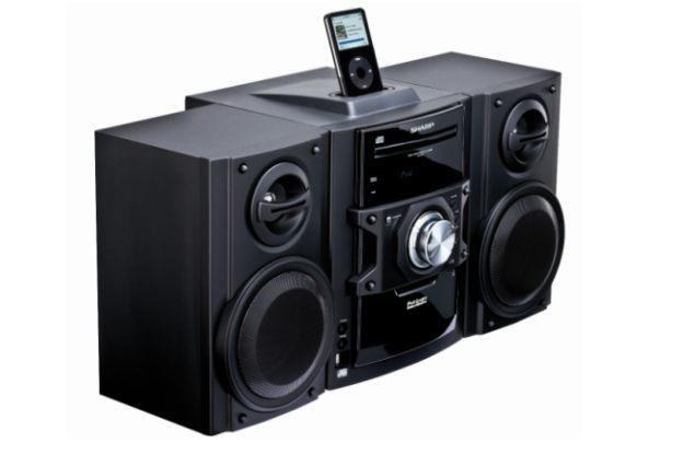 Sharp CD-DH790  - kasety wracają do łask /materiały prasowe