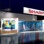 Sharp po czterech latach powrócił na CES w Las Vegas