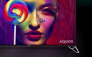 Sharp - telewizor 4K z rozdzielczością 7680 na 4320 pikseli