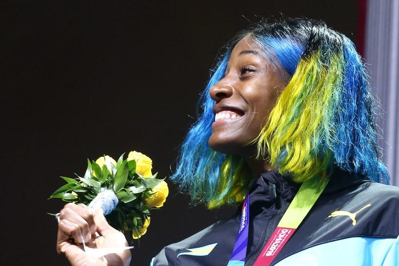 Shaunae Miller-Uibo /AFP
