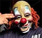 """Shawn """"Clown"""" Crahan /"""