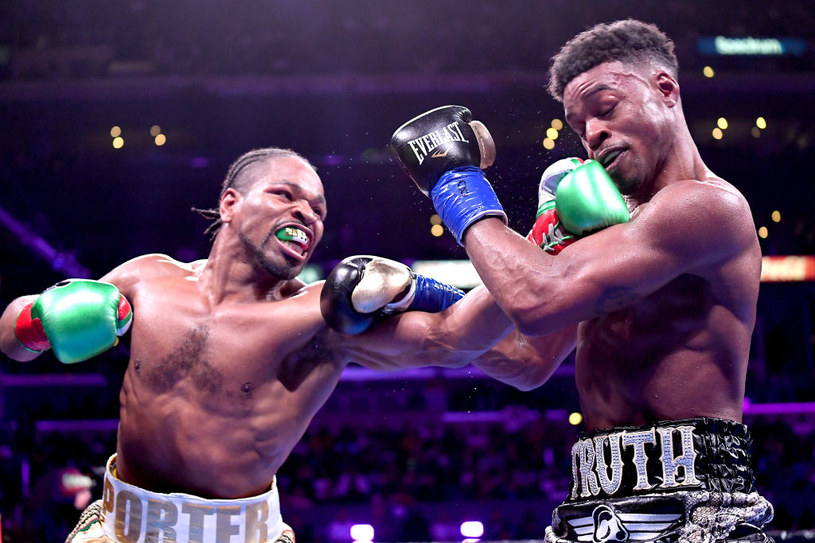 Shawn Porter (z lewej) /Getty Images