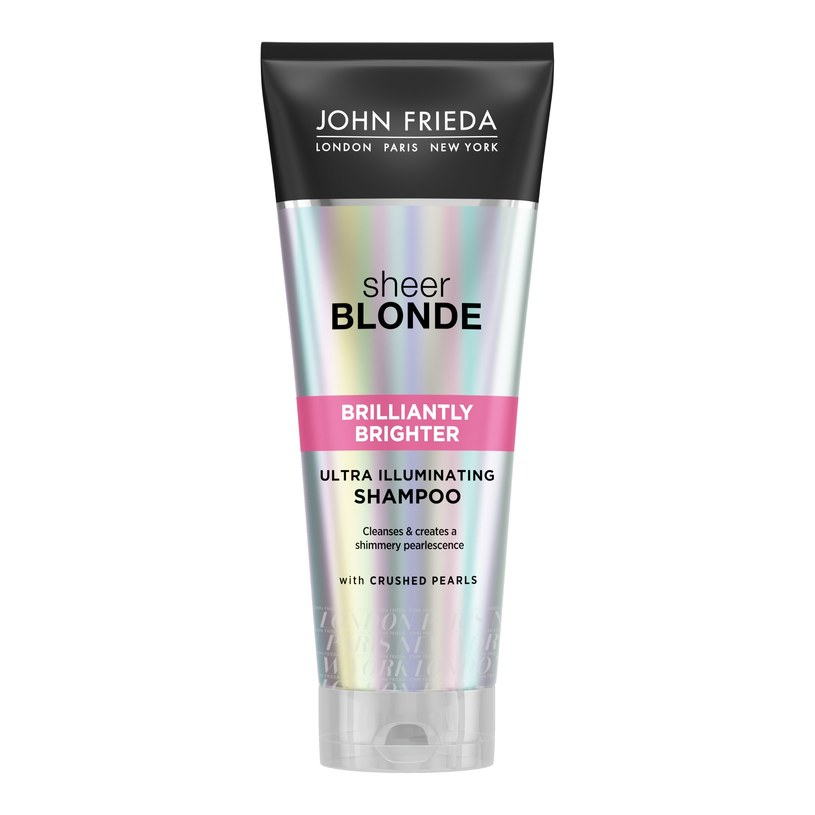 Sheer Blonde Brilliantly Brighter John Frieda /INTERIA/materiały prasowe