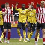 Sheffield United FC - Arsenal Londyn 1-2 w ćwierćfinale Pucharu Anglii