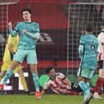 Sheffield United - Liverpool FC 0-2 w meczu 26. kolejki Premier League