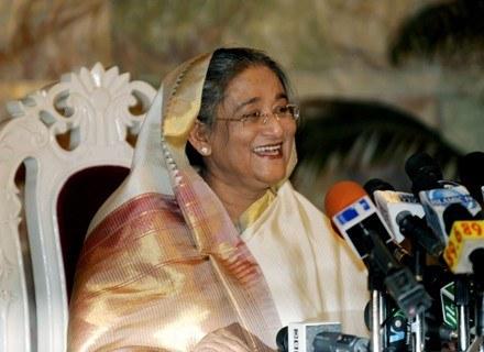 Sheikh Hasina Wajed /AFP