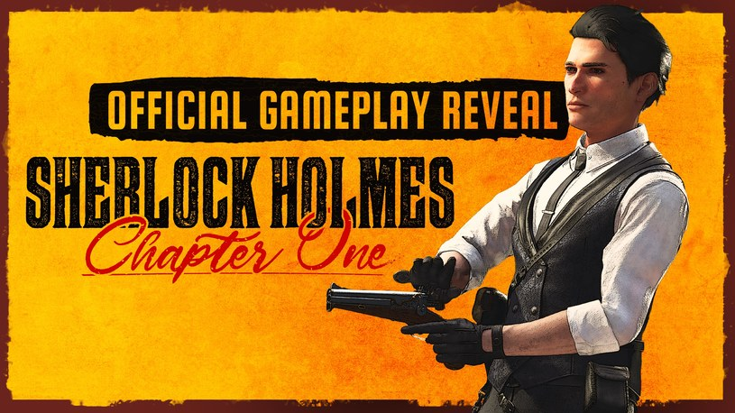 Sherlock Holmes Chapter One /materiały prasowe