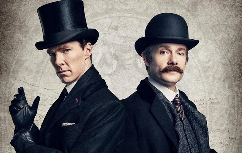 """""""Sherlock Holmes i upiorna panna młoda"""" /BBC"""