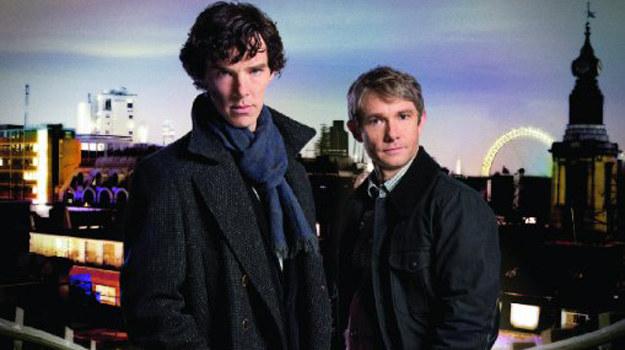 """""""Sherlock"""" /Hartswood Films /materiały prasowe"""