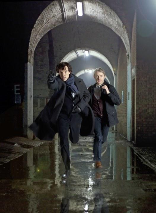 """Sherlock"" /Colin Hutton/Hartswood Films /materiały prasowe"