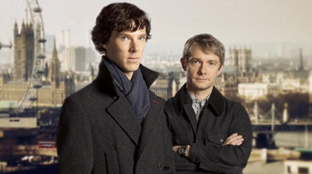 """""""Sherlock"""" /materiały prasowe"""