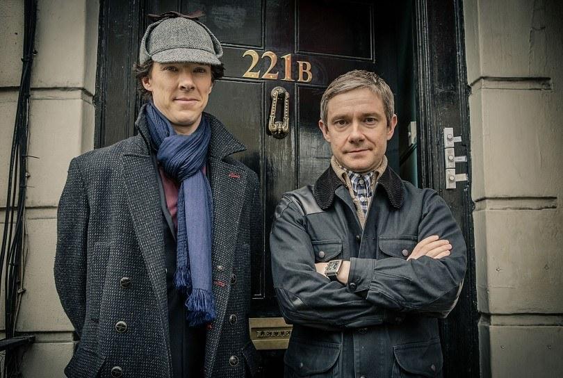 """""""Sherlock"""" /BBC /materiały prasowe"""