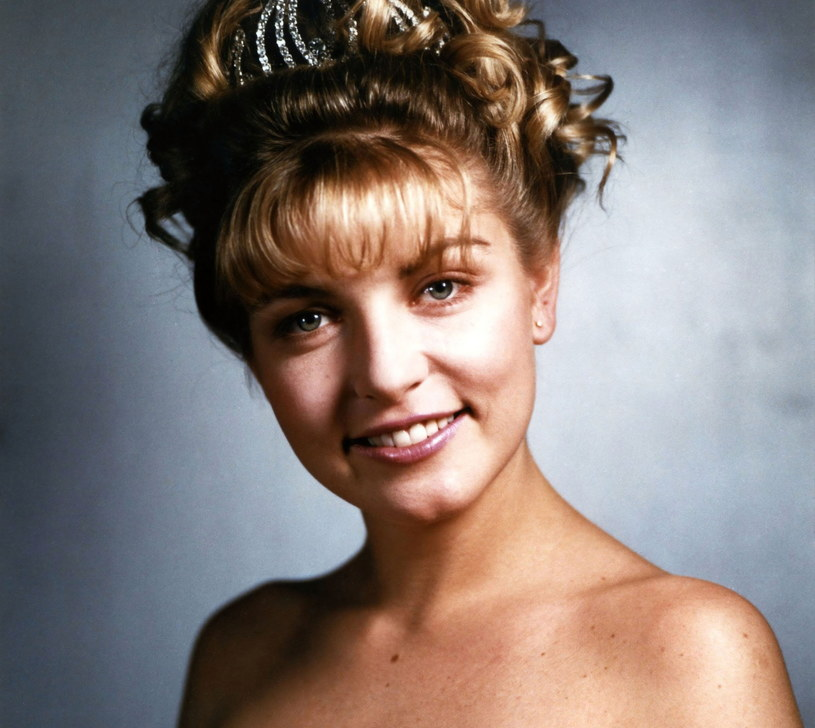 Sheryl Lee jako Laura Palmer /LYNCH/FROST PRODUCTIONS /East News