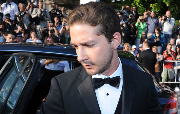 Shia LaBeouf, fot. Stephane Kossmann   /Getty Images/Flash Press Media