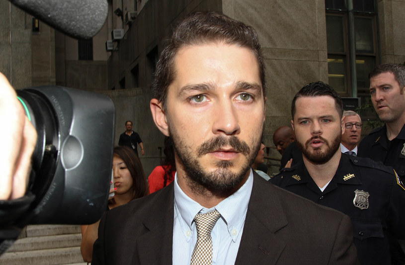 Shia LaBeouf /Getty Images
