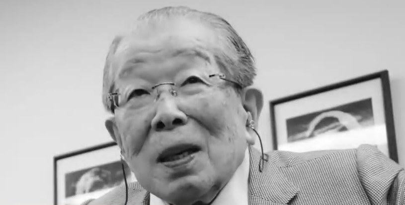 Shigeaki Hinohara był człowiekiem wielu talentów /YouTube