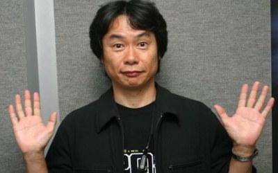 Shigeru Miyamoto - zdjęcie /CDA