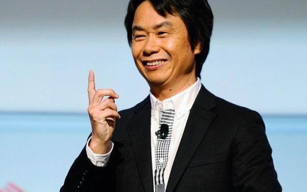 Shigeru Miyamoto - zdjęcie /AFP