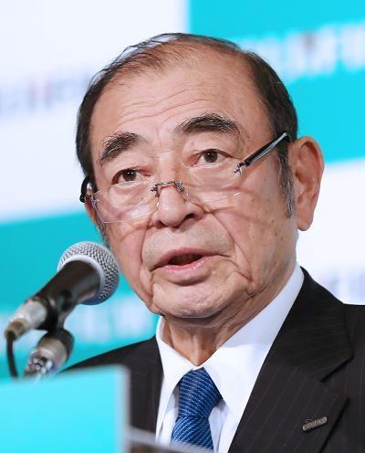 Shigetaka Komori, prezes  Fujifilm Holdings /AFP