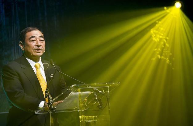 Shigetaka Komori, prezes Fujifilm /AFP