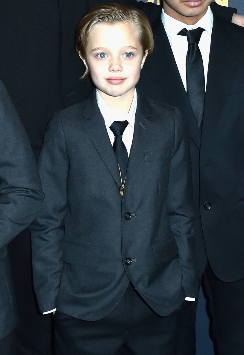 Shiloh Jolie Pitt /Frazer Harrison /Getty Images