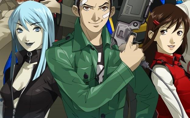 Shin Megami Tensei /materiały prasowe