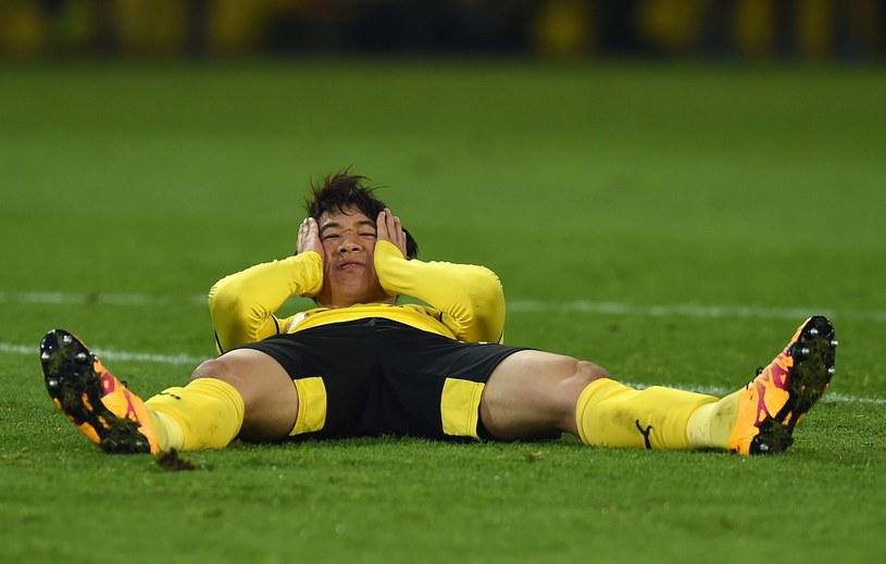 Shinji Kagawa (Borussia Dortmund) /AFP