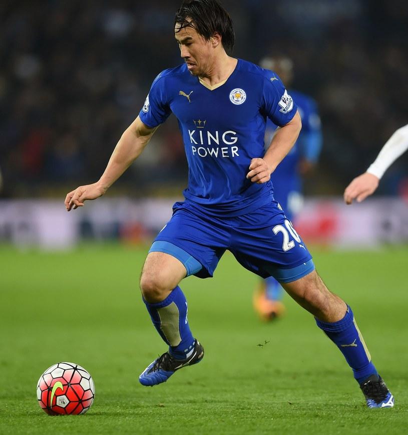 Shinji Okazaki to najdroższy zakup Leicester City. Kosztował siedem milionów funtów /AFP