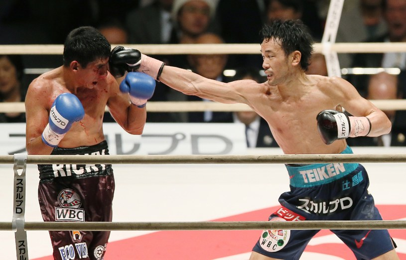 Shinsuke Yamanaka (z prawej) /AFP
