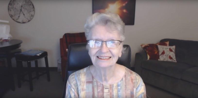 Shirley Curry - fragment filmu zamieszczonego w serwisie YouTube.com/ na kanale: Shirley Curry /materiały źródłowe